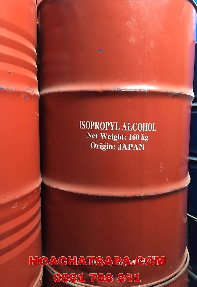 ISO PROPYL ALCOHOL IPA-ISOPROPANOL
