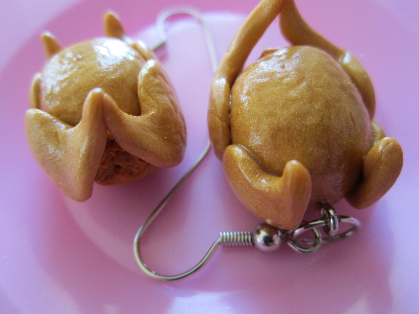 Bilderesultat for funny earrings