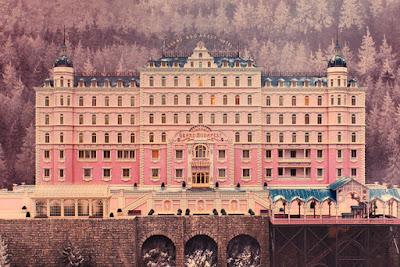 Курортное кино: «Отель Гранд Будапешт»