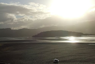 Portmeirion estuary in early morning