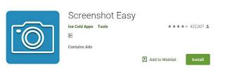 Cara screenshot layar Samsung Galaxy M20 terbaru