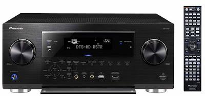 Sản phẩm AV Receivers Hi-fi Pioneer SC - LX 87 chất lượng tốt nhất