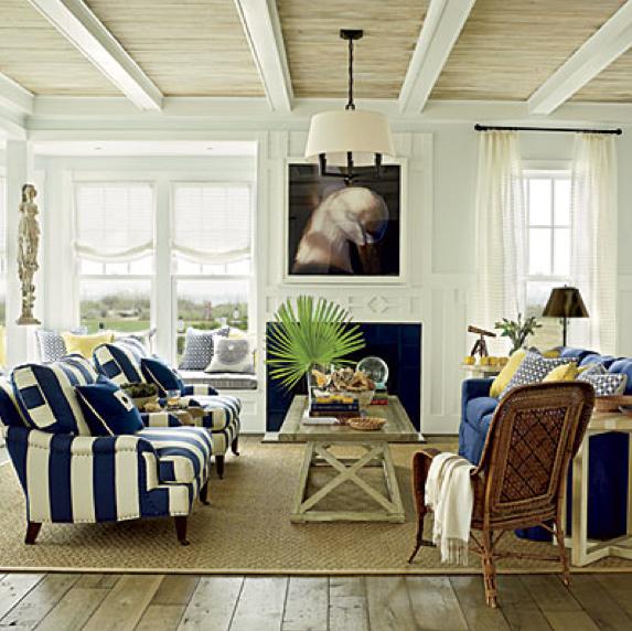 Driftwood Interiors 2011 Coastal Living Ultimate Beach House