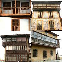 Casas Típicas; Llanes; Asturias