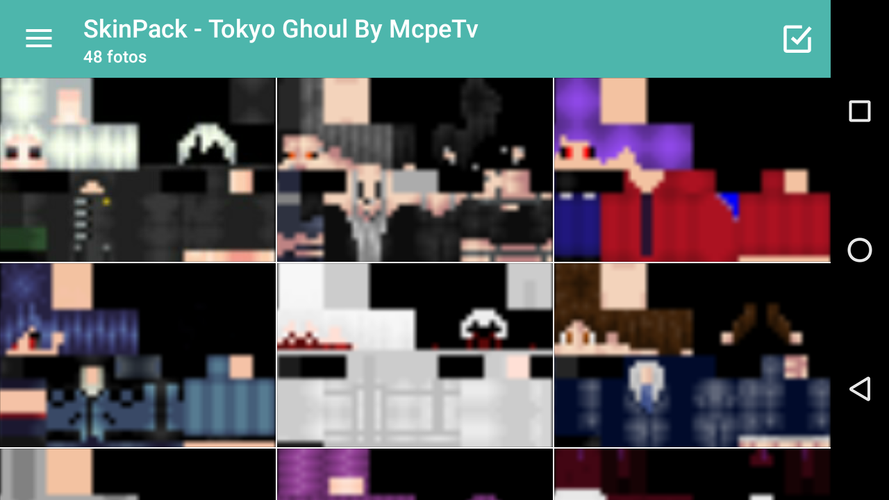 Skins Para Minecraft Pe Tokyo Ghoul Minecraft Spielen Deutsch Bild - Skins para minecraft pe tokyo ghoul
