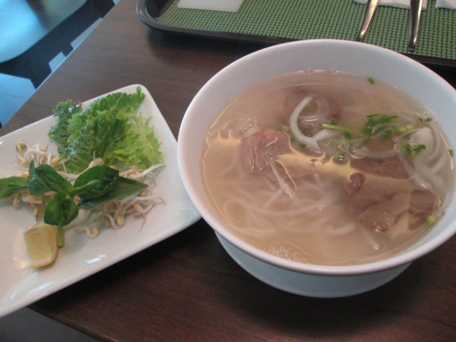 Reasonable Vietnamese Food Cravings at Pho 24 | Nines vs  Food