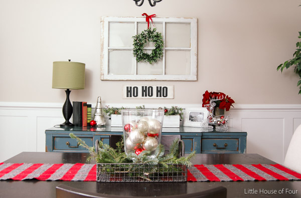 Christmas Home Tour - Little House of Four