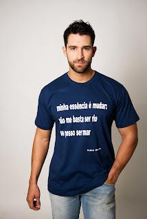 Amo Poesia - Camisetas e Produtos Poéticos