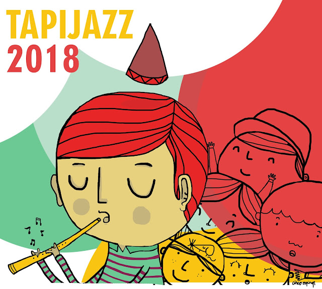 Tapijazz 2018 Lucena