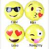 Balon Foil Emoji / Foil Emoticon