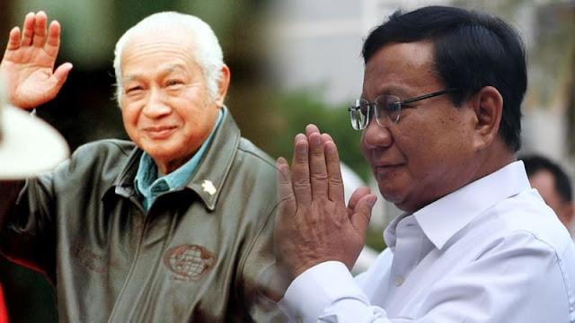Prabowo: Soeharto Sangat Berjasa, Beliau Bapak Pembangunan