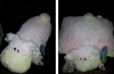 Pillow pet, easter gift, easter bunny