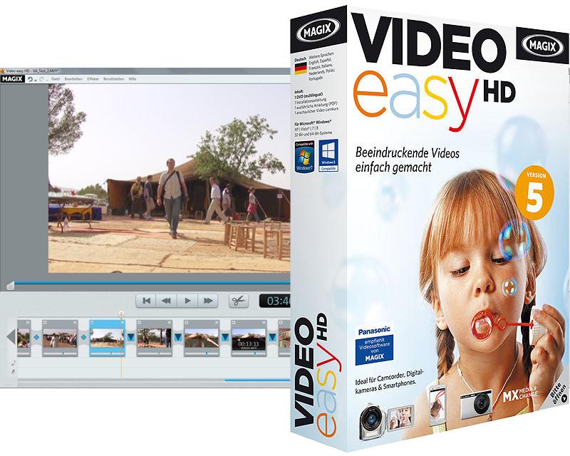MAGIX Video easy 5 HD 5 0 0 99 (Keygen DI),MAGIX Video easy