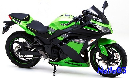 Price Kawasaki Ninja 300cc Newest 2017