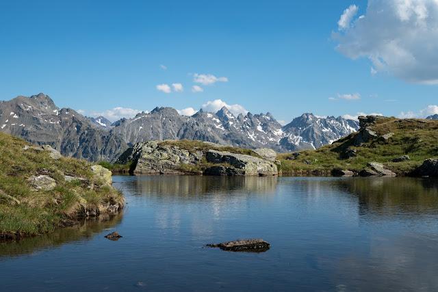 Gipfelweg Madrisella  Wandern Silvretta-Montafon  Vorarlberg 01