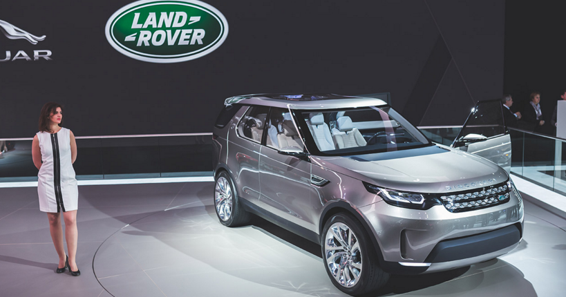 Land Rover Lr4 Train And Specs