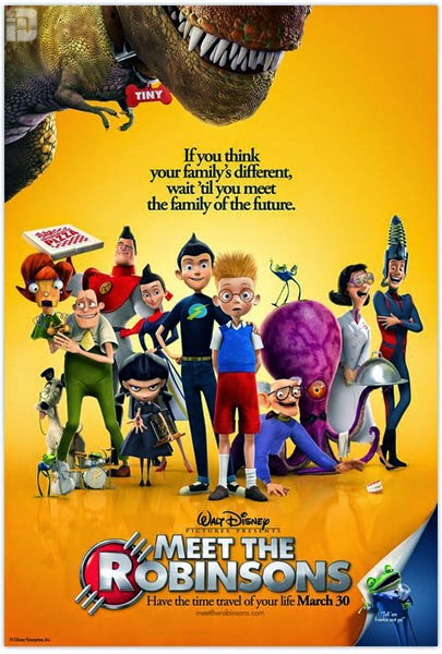 Watch Meet the Robinsons (2007) Online For Free Full Movie English Stream