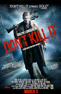 Don't Kill It Poster