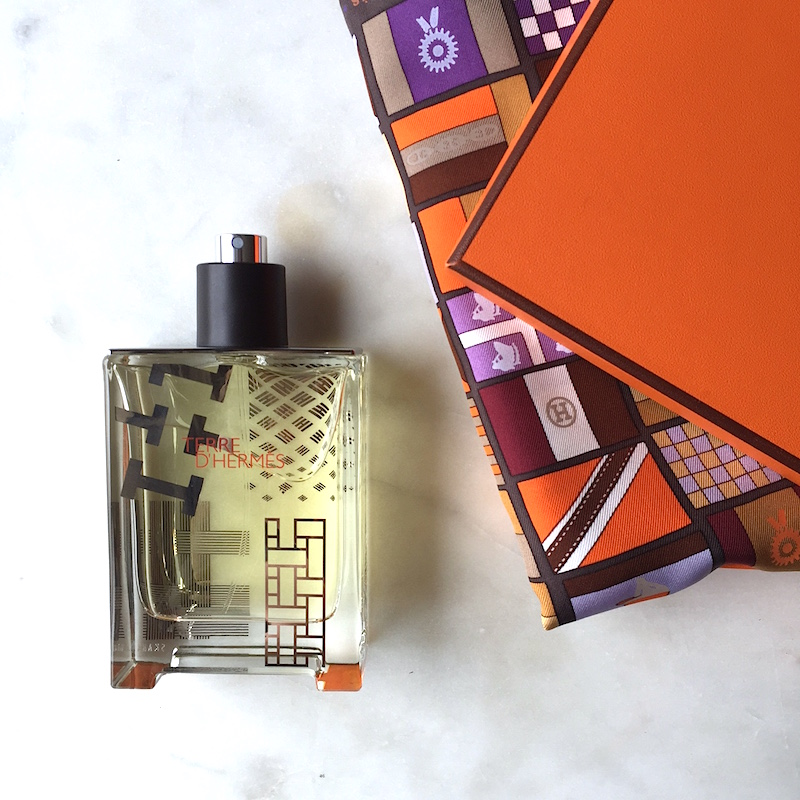 Hermès Terre D'Hermès: A quick review