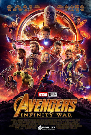 Avengers: Infinity War (2018)Latest Movie HDCam 480P 400MB English