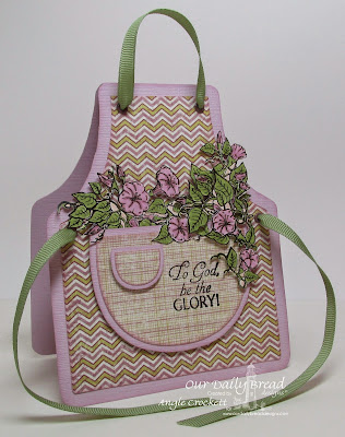 ODBD Glory, ODBD Apron and Tools Die Set, Card Designer Angie Crockett