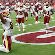 Smith, Peterson led Redskins to 24-6 victory at Arizona