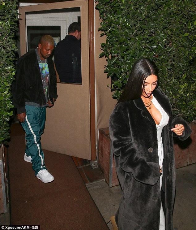 Kim Kardashian and Kanye West finally make public appearance after breakdown, divorce saga