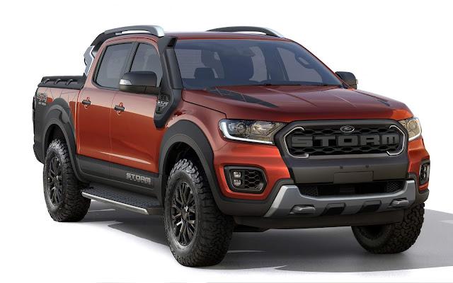 Nova Ford Ranger 2019 Storm