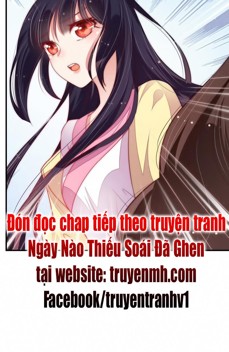 Ngày Nào Thiếu Soái Cũng Ghen Chap 73