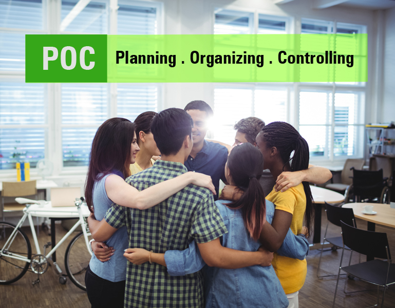 perencanaan pengorganisasian pengendalian