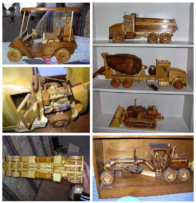 Kreasi-Miniatur-dari-kayu