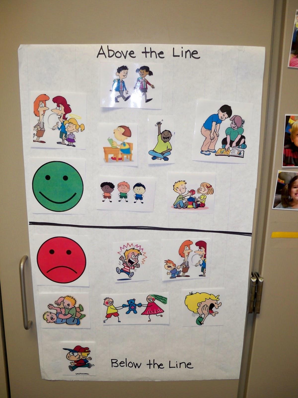 Inspired By Kindergarten Teach It Model It Expect It Part 3