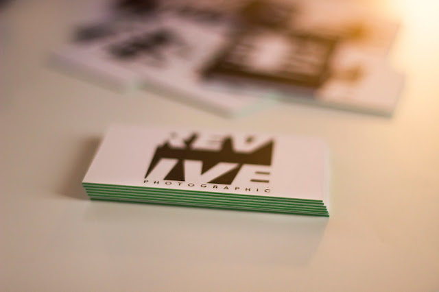 Business Card Review || Aura Print