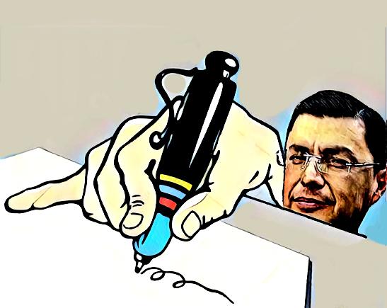 Escándalo en el gobierno de Gali