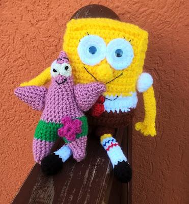 Spongebob Kanciastoporty i Patryk