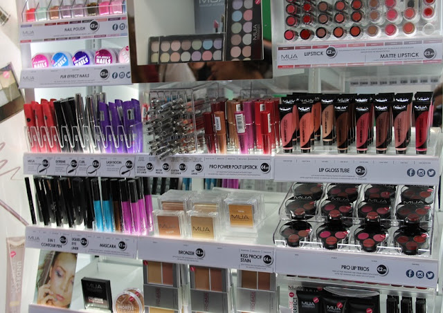 Loja de maquiagem Kruidvat em Amsterdã