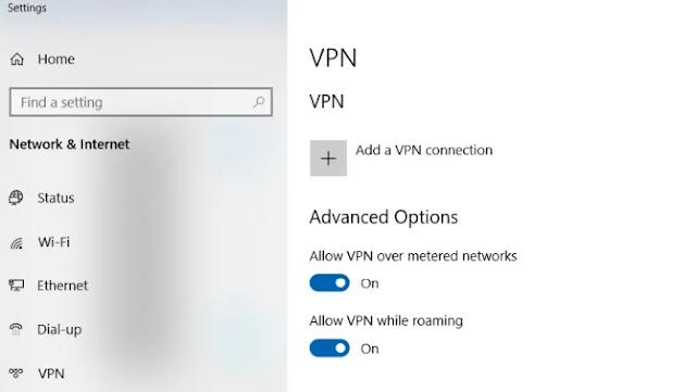 VPN Settings