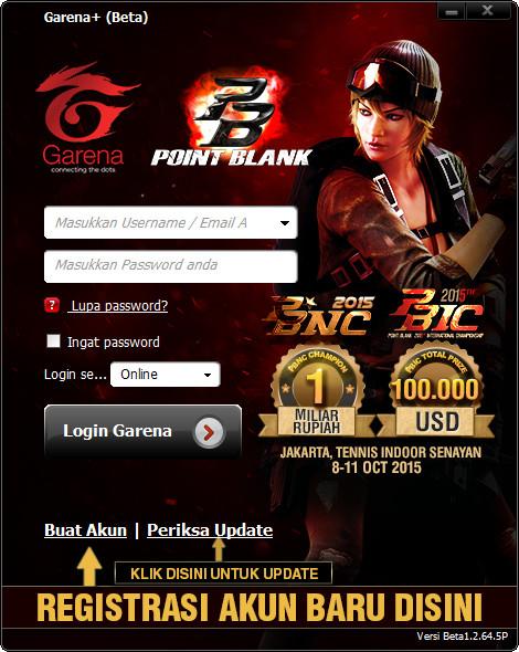 Garena Plus Messenger download - Baixaki