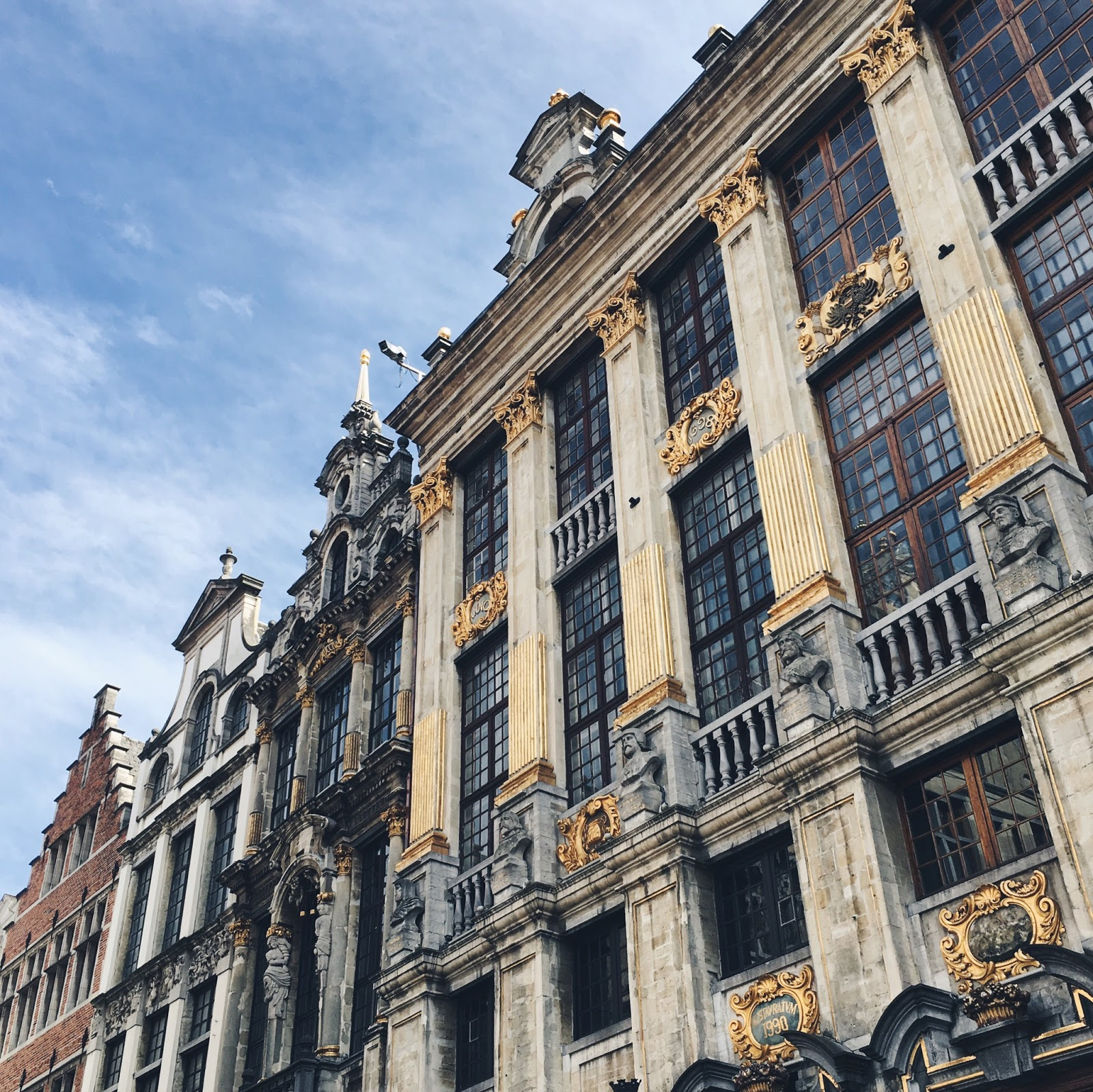Brussels travel diary