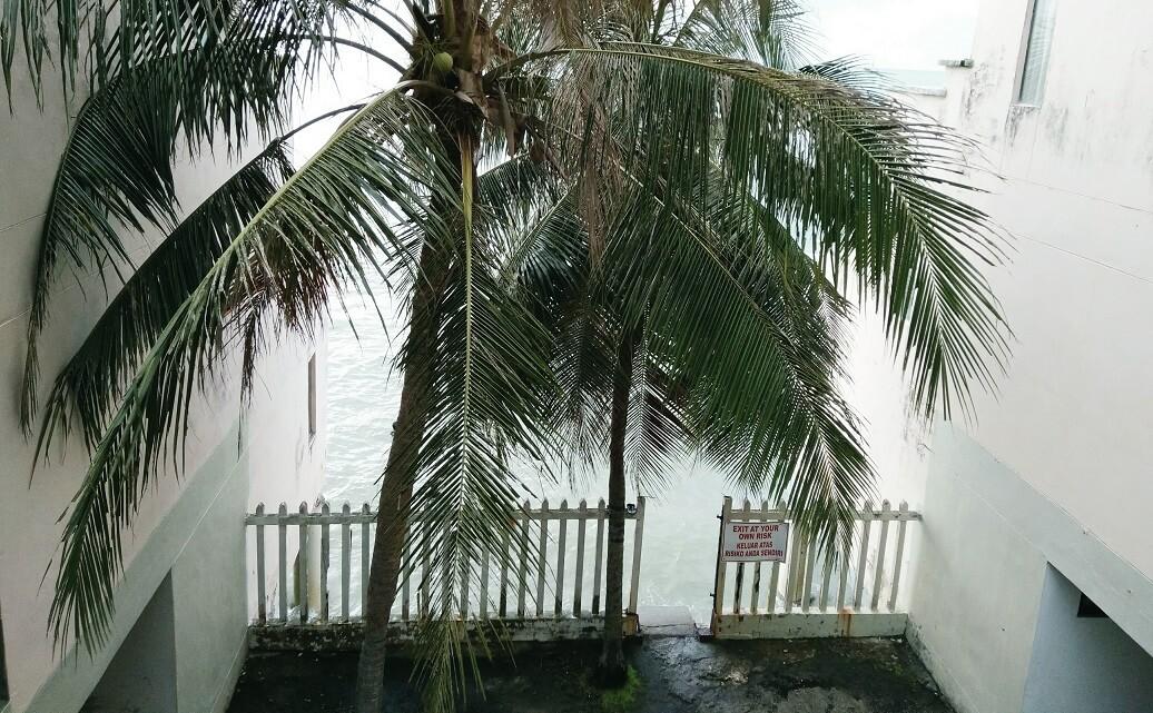 Percutian Hari Keluarga Di Port Dickson
