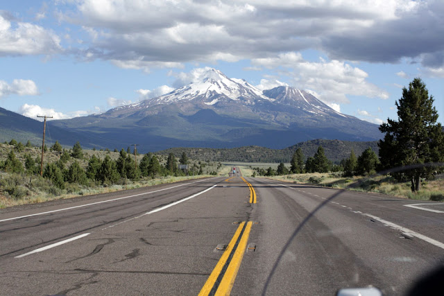 mount shasta road