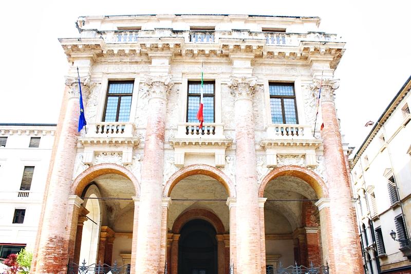 Palazzo del Capitaniato, Loggia del Capitanio Vicenza