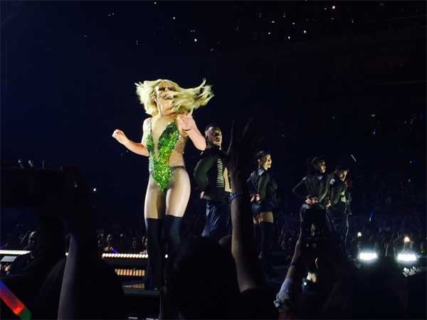 Photos: Stars spotted at Britney Spears' Manila Concert