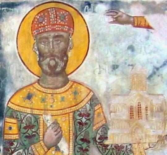 König Dawit IV. der Erbauer