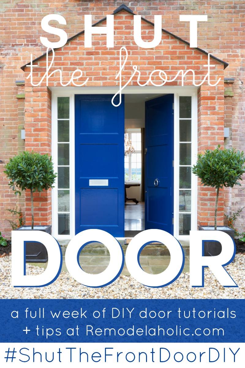 diy door tutorials