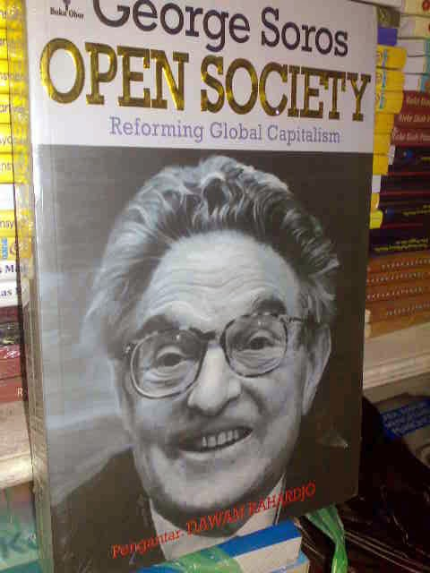 A literary analysis of globalisation by george soros