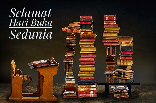 Refleksi Hari Buku dari Mantan Kutu Buku