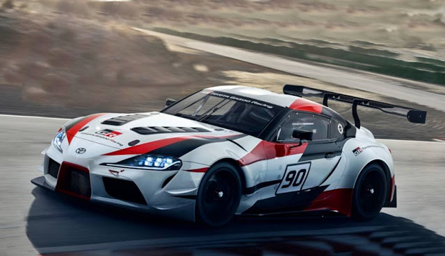 2019 GR Supra Racing Concept, Specs, And Release Date