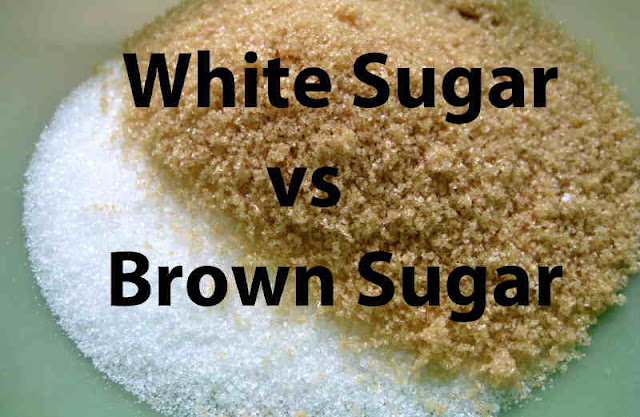 White Sugar vs Brown Sugar, Which is Better for Your Health?