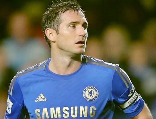 Resmi, Frank Lampard Pindah Ke New York City